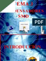 Tema 3 - Condensadores Smd