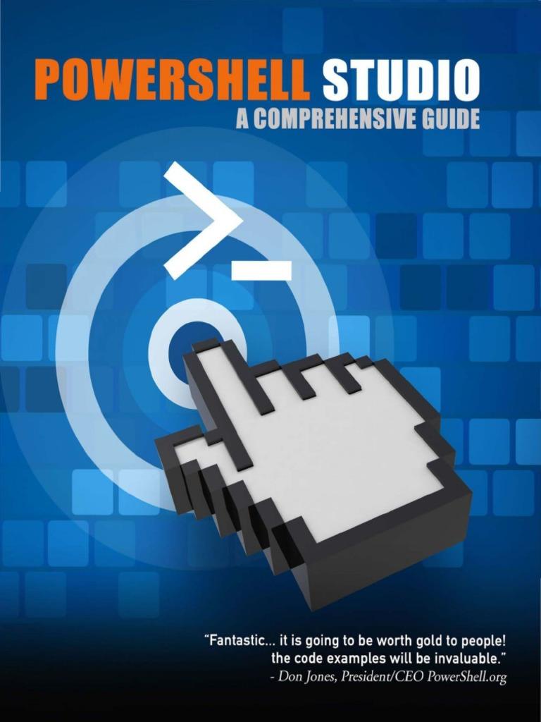 PowerShell Studio - OCR | Tab (Gui) | Scripting Language