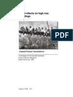 Wind effects on high rise - Ámundi Fannar Sæmundsson.pdf