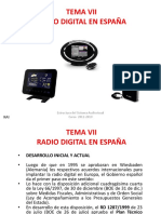 T.7 Radio Digital en España