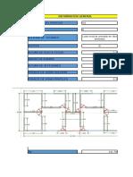 Proyecto de Albañilería (densidad de muro)