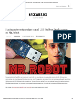 Hackeando Contraseñas Con El USB Rubber Ducky Como en Mr.robot – Hackwise