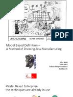 Model Based Definition Intro