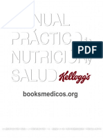 Manual Practico de Nutricion y Salud Kelloggs, 2012