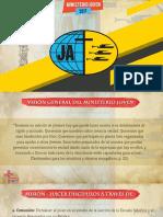 PPT - Visión General Del Ministerio Joven - 2017