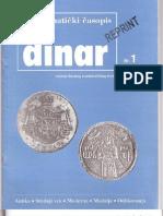 Serbia Dinar 01-1996