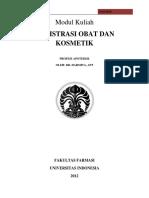 MODUL KULIAH REGISTRASI OBAT DAN KOSMETIK.pdf
