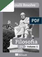 Bernoulli Resolve Filosofia_volume 1