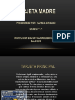 trabajodediapositivastarjetamadre-110404205454-phpapp01