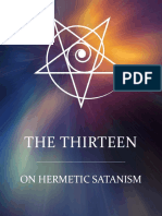 The Thirteen. On Hermetic Satanism (1).pdf