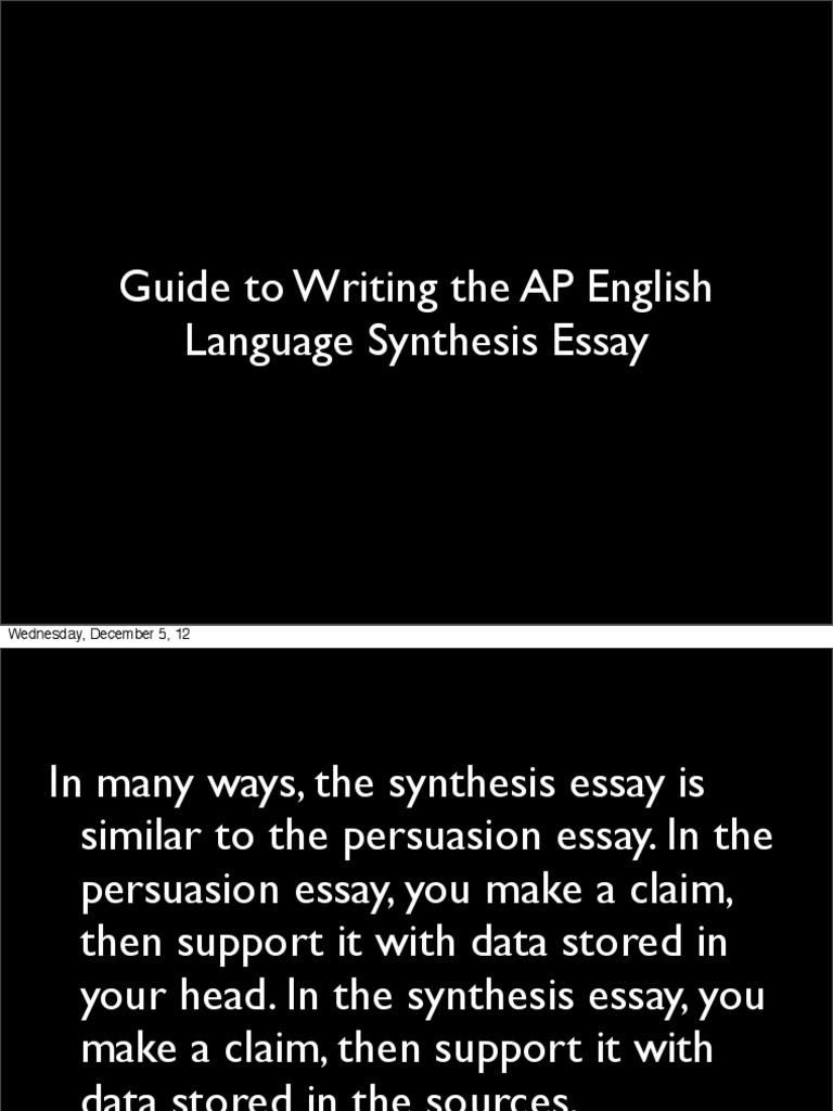 Features of character essay