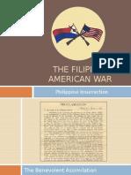 Filipino-American War