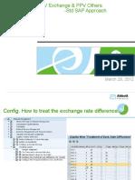 PPV Exchange Std SAP Process