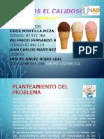 proyecto de helados