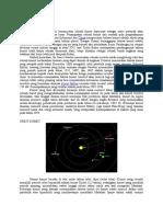 Sejarah Komet