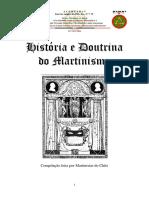 Omb- História e Doutrina Do Martinismo