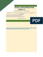 FASE 6 Contextualización. Investigación