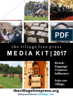 Village Free Press Media Kit