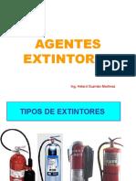 Leccion 2 - Extintores Portatiles y Los Agentes de Extincion