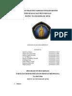Laporan Tutorial Kelompok 1B_Peptic Ulcer Disease