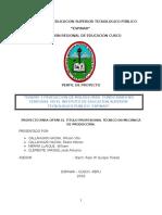 Ministerio de Educacion Direccion Regional