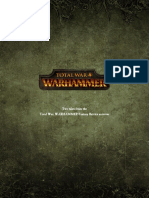 Two Tales From the WARHAMMER Fantasy