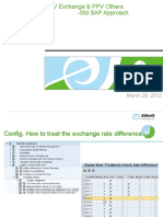 PPV Exchange Std SAP Process.ppt