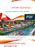 summer institute ppt for sponsors - full version