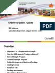 Managing for Post-Harvest Organic Grain Quality