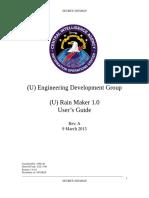 Rain Maker v1.0 User Guide.doc