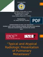 PPT jurnal reading radiologi