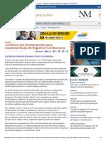 ConJur - Cartórios São Fundamentais Para Registro Civil Nacional