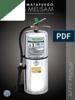 AFFF Manual 2015