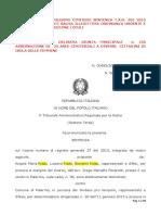 2015 16 Gennaio Palermo Cimitero Sentenza t.a.r. 455 2015 Grave Carenze Posti Salma Illegittima Ordinanza Urgente e Contigibile Requisizione Loculi