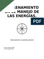 Selene - Entrenamiento en El Uso de Las Energias
