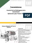 Curso Transmisiones Aplicacion Bulldozer d9n Caterpillar