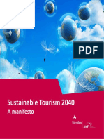 2014 ETFI Sustainable Tourism 2040