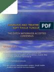 Diagnosis dan terapi tumor jaringan lunak