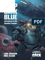 Deep Dark Blue, a World of Adventure for Fate Core