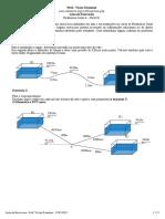 Lista de exercícios de Hidráulica A