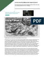 Print Há 125 Anos, o Mar Escreveu Uma Das Páginas Mais Negras Da Pesca Em Portugal - PÚBLICO