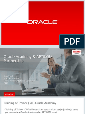 Pp Tin Struk Tur | Basis Data Oracle | Sql | Avaliação gratuita de ...