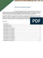 Manual Mecanica Automotriz Mantenimiento Preventivo Vehiculos Diesel