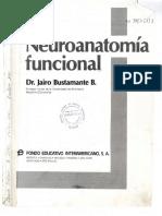 Neuroanatomia Funcional Dr Jairo Bustamante