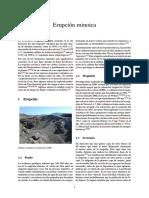 Erupción minoica