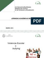 Bullying y Violencia Escolar