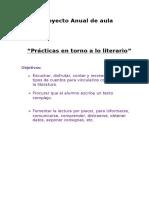 Proyecto Literatura
