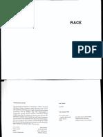 Race by David Mamet