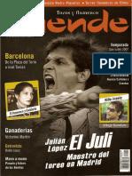 Revista Duende 2 - Toros y Flamenco (AmorFlamenco)
