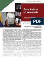 Etica Judicial en Venezuela